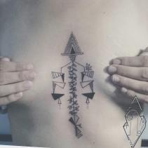 Charlotte // Tattoed by Erromis Tattoo (pic: Erromis Tattoo)