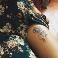 Julie // Tattooed by All Tattoo, Paris