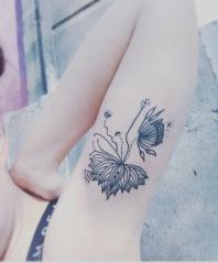 Katrina // Tattooed by Taco, Belgium