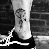 Dexter // Double Dutch Tattooing